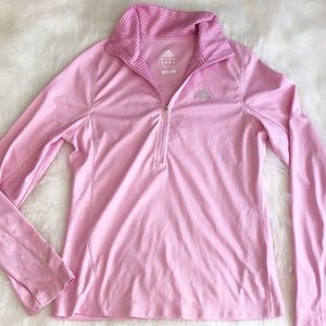 adidas Tops - Adidas • Pink Clima365 Pullover